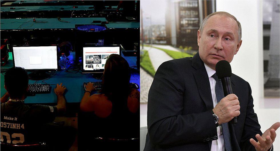 Rusia planea desconectarse de la red global de internet y estas son las razones
