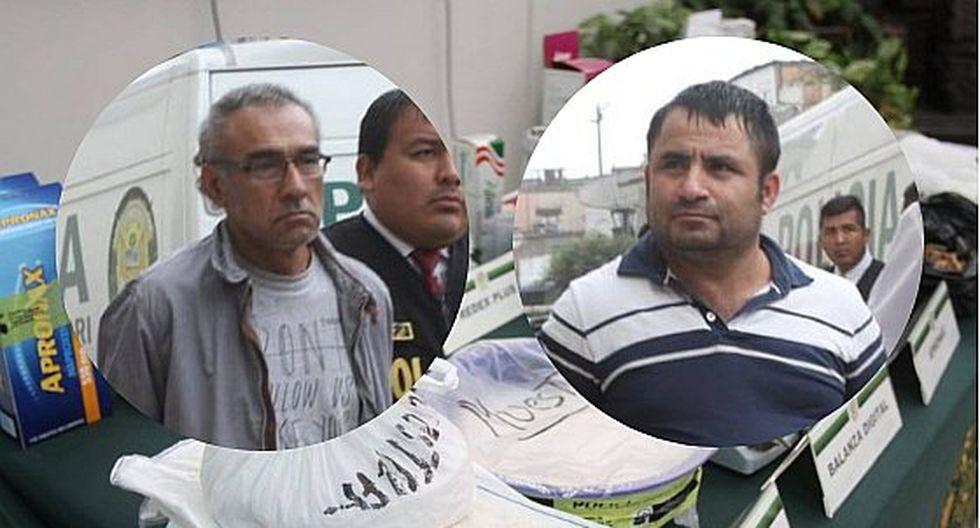 """Policía captura banda criminal """"Los botiqueros de Puente Piedra"""""""