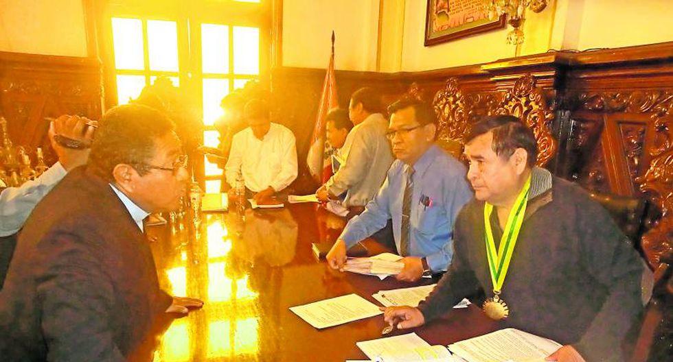 Sunat reitera embargo de utilidades del municipio