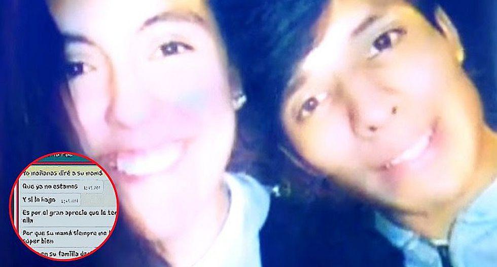 Madre del asesino de Carla Salcedo le habría pedido que vaya a verlo (FOTOS y VIDEO)