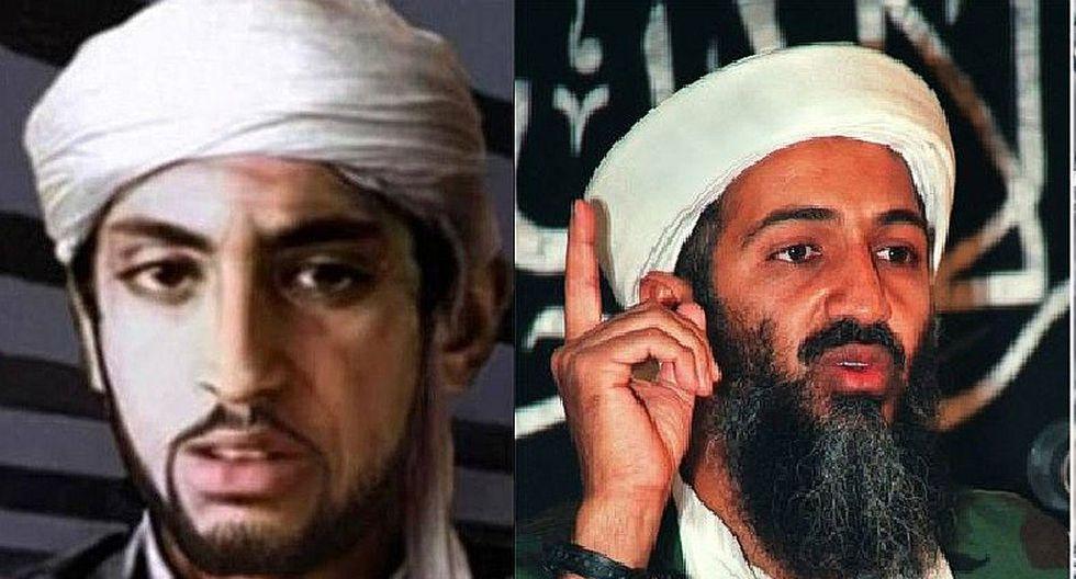 EE.UU. ofrece recompensa de $ 1 millón para encontrar a hijo de Bin Laden