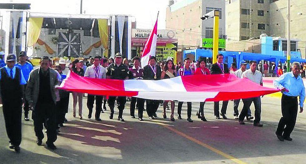San Clemente celebra sus 34 años de creación política