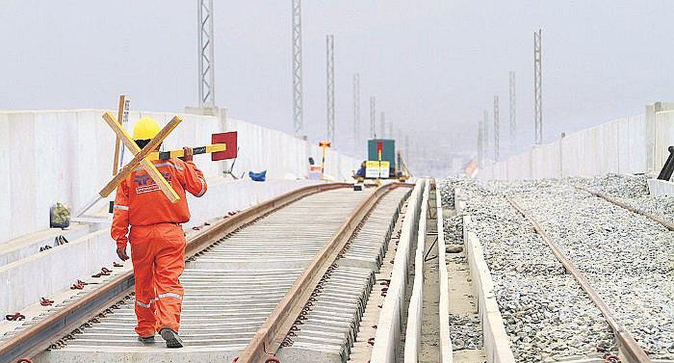 Obras de infraestructura levantarán construcción en segunda mitad del año