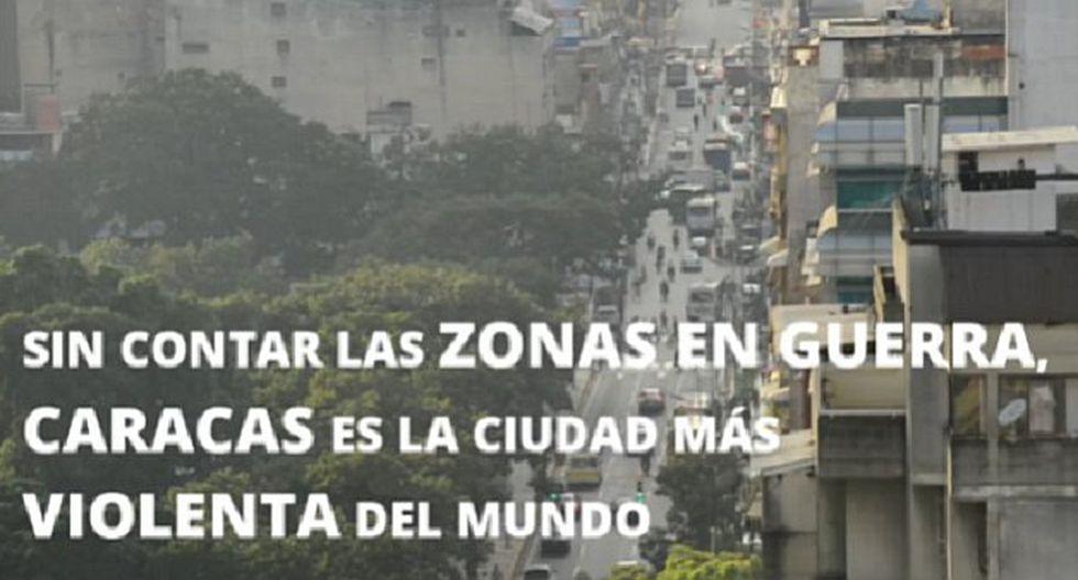 VIDEO: ¿Cómo se vive en la ciudad más violenta del mundo?