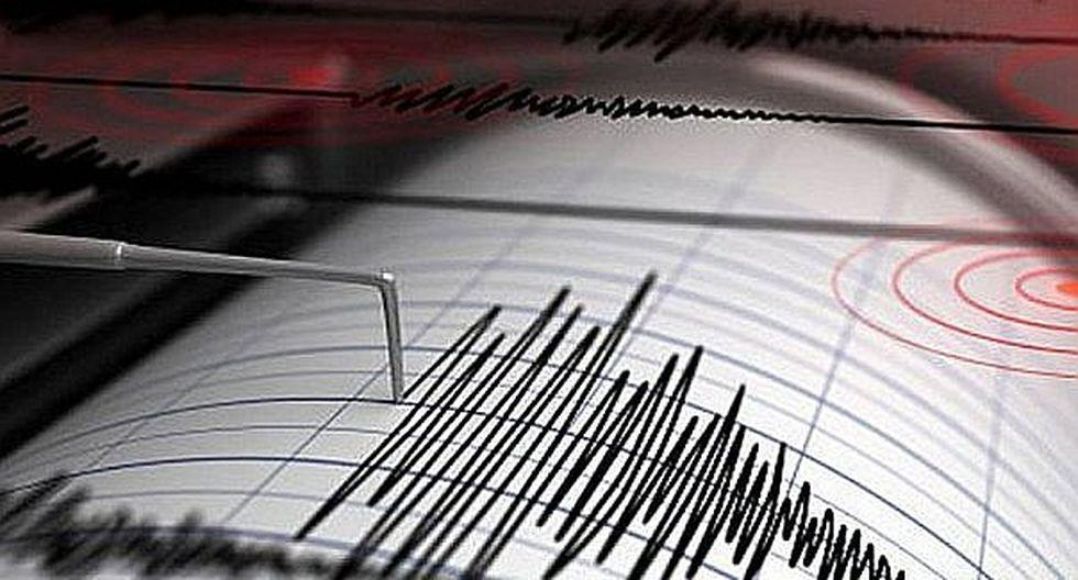 Sismo de magnitud 3.9 se registró en Moquegua