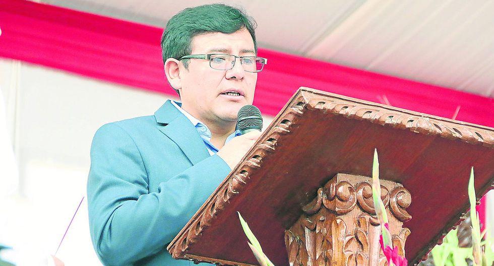 """Alcalde de Huancayo: """"Tenemos que acoger a los buenos extranjeros"""""""