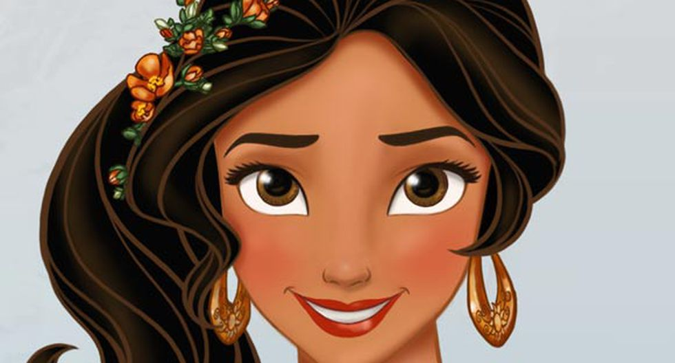 Elena de Avalor: Disney presenta a su primera princesa latina