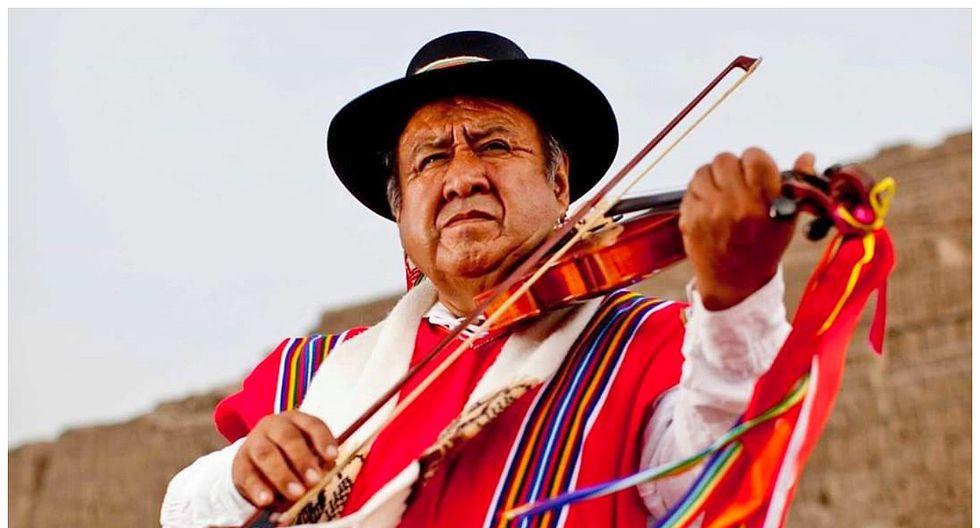 """Violinista peruano Andrés Lares presenta su espectáculo """"Navidad Andina"""""""