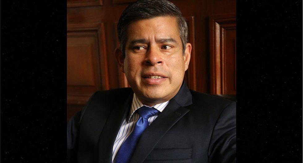 """Luis Galarreta: """"PPK, Vizcarra y Aráoz resultaron ser 'Los cuellos blancos de Choquehuanca'"""""""