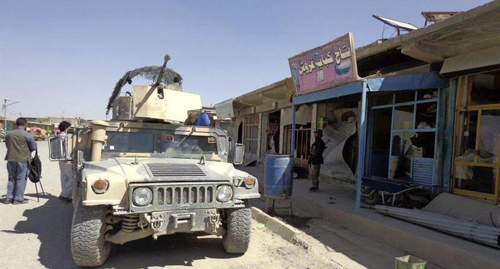 Afganistán: Al menos 12 muertos y siete heridos en nuevo ataque