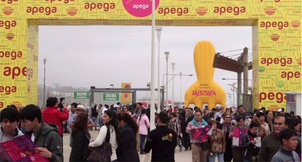 Mistura: Feria gastronómica no se realizará en septiembre de este año