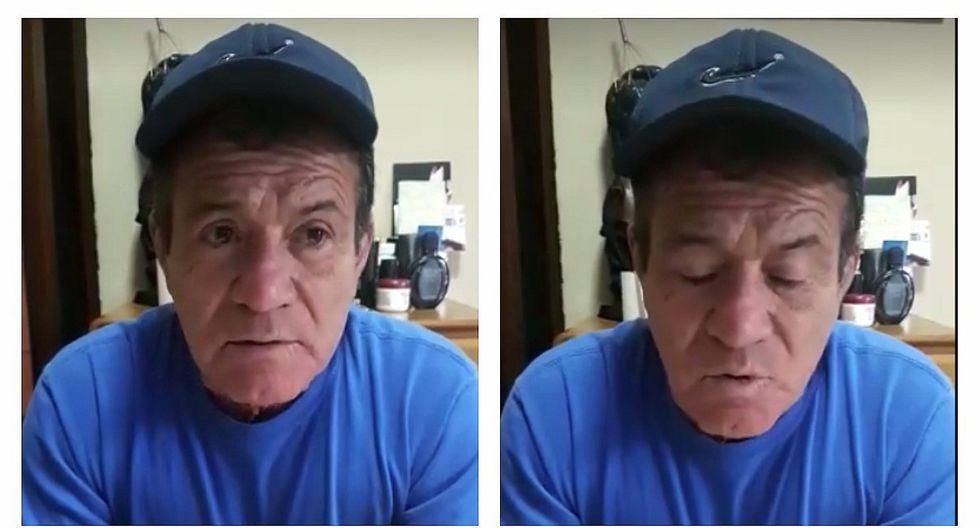 Facebook: 'Chato' Barraza anuncia 'irreversible enfermedad' y causa polémica (VIDEO)