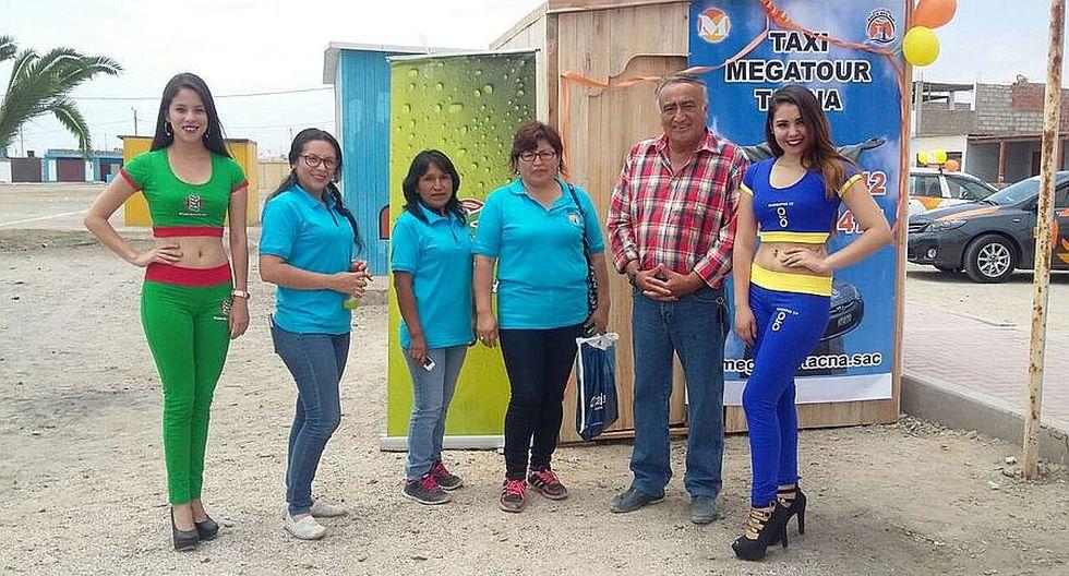 Municipio entrega módulos para la temporada de verano en Boca del Río