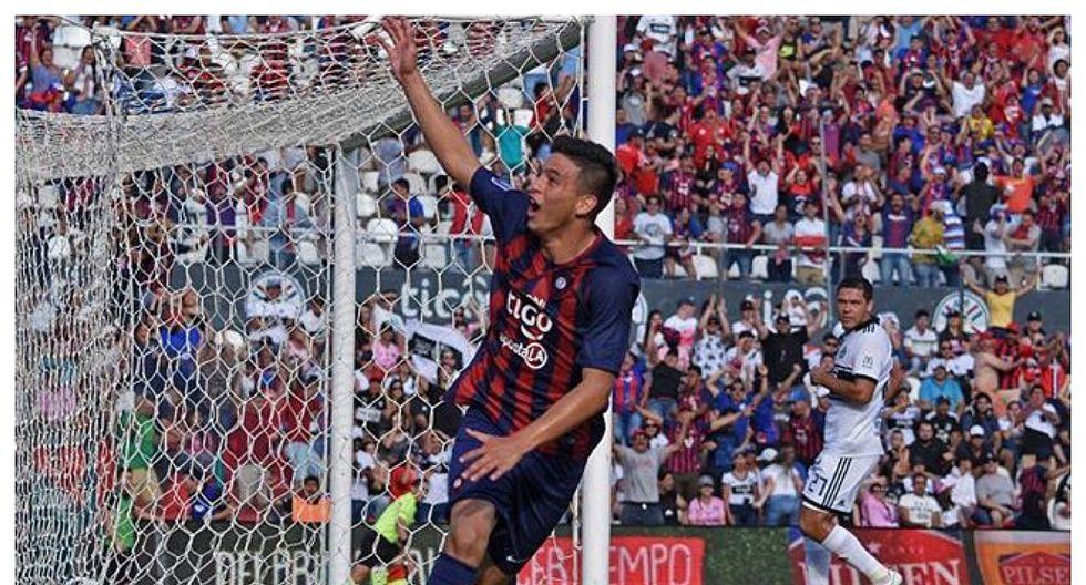 Olimpia vs Cerro Porteño: con solo 14 años anotó en el clásico paraguayo (VIDEO)