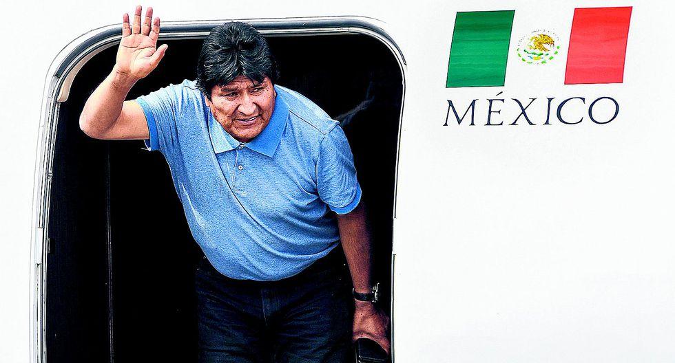 Controversia por aterrizaje en Lima de avión que llevaba a Evo