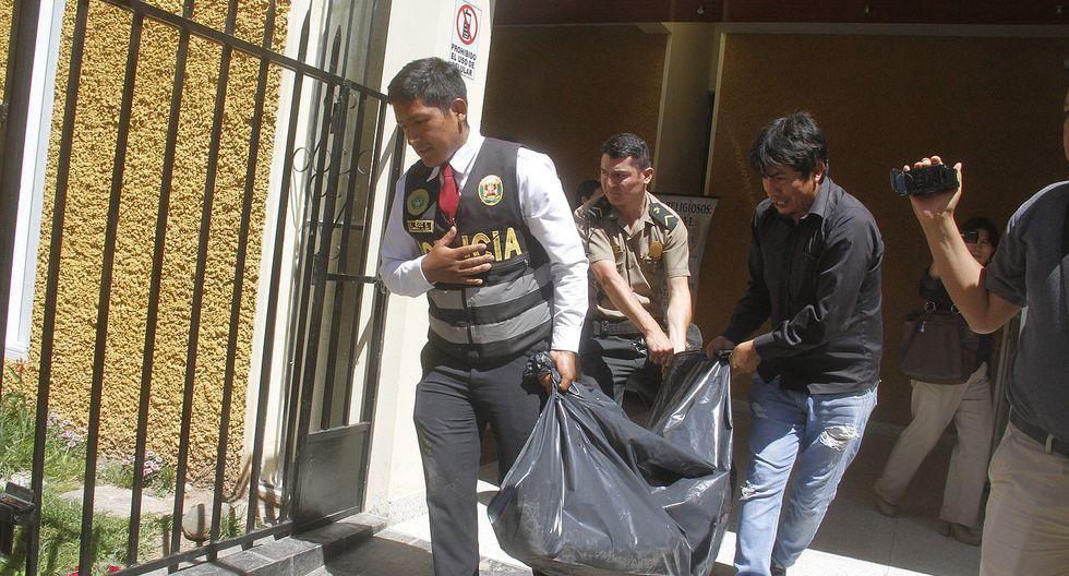 Trabajador cae del techo de catedral de Huánuco y muere