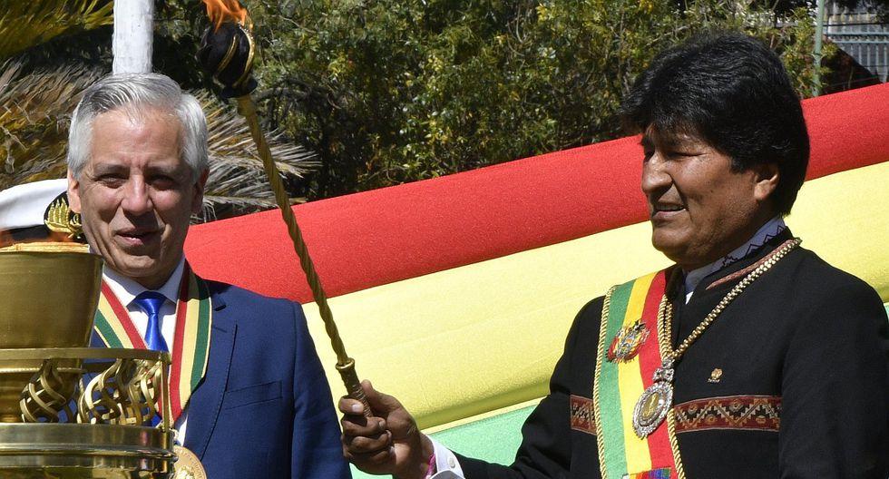 Evo Morales envía mensaje tras aceptar asilo político ofrecido por México