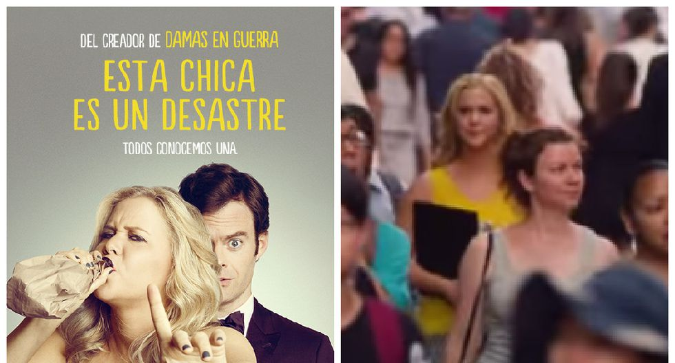 """Esta Chica es un desastre"", un filme que promete liderar la taquilla"