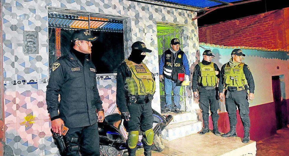 Las bandas criminales que hasta hoy han caído en el norte